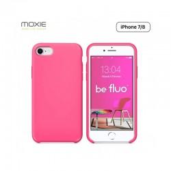 Acheter un smartphone neuf - Coque Silicone BeFluo pour iPhone 7/8 - Rose - garantie 24 mois