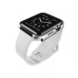 Acheter un smartphone neuf - Defense Edge Argent pour Apple Watch 1/2/3 (38mm) - garantie 24 mois