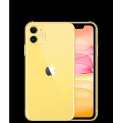 Acheter un iPhone 11 128 Go Jaune - neuf - paiement plusieurs fois