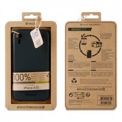 Acheter un smartphone neuf - Coque écoresponsable iPhone XR Recycle-Tek - garantie 24 mois