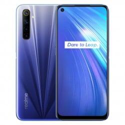 Acheter un smartphone neuf - Realme 6 128 Go Bleu - garantie 24 mois